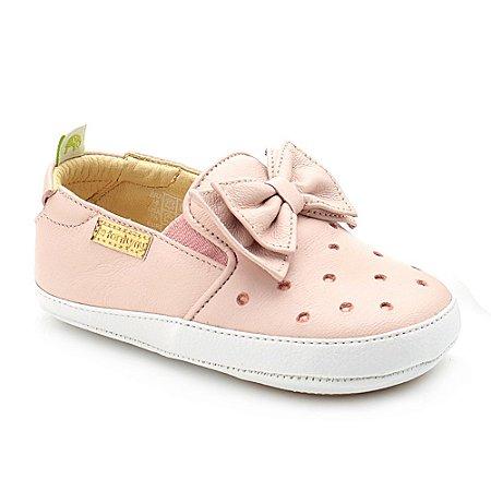 6e45e8b1a2 Slip On Le Fantymy Candy com Laço - MiniSer - Calçados Infantis