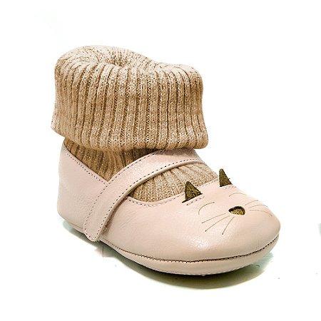 a0b229d95e Bota Le Fantymy Polaina Gatinho - MiniSer - Calçados Infantis