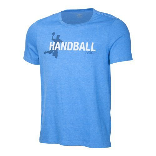 Camiseta M Indoor Handball Tee azul