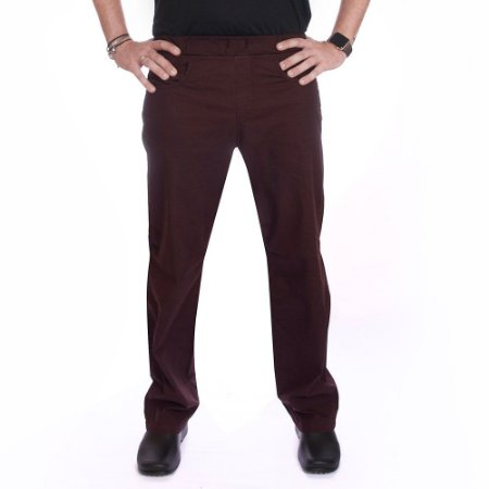 Calça D2C Color Dark Red