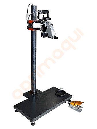 Pedestal para Maquina de costura - Suporte com pedal
