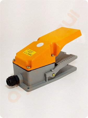 Pedal tipo interruptor industrial