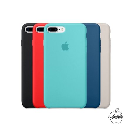 Capa de Silicone Apple