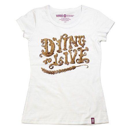 Camiseta Feminina Dying