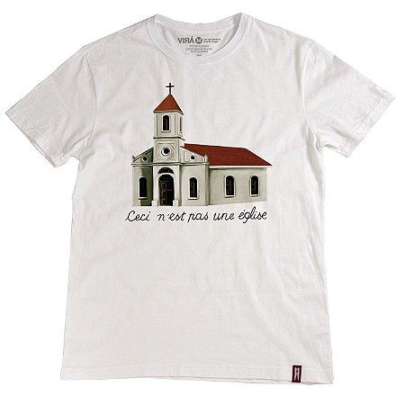 Camiseta Église