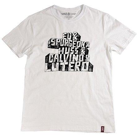 Camiseta Reformadores