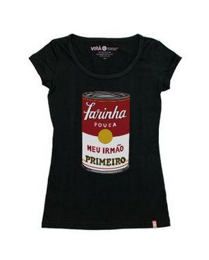 """Farinha Pouca"" | Longtee - Outlet"