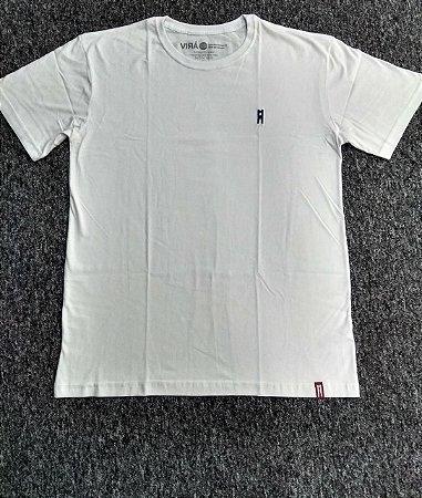 """Básica Logo Azul""| Tshirt"