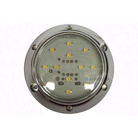 Luminária Dicroled de Sobrepor 2W Bivolt