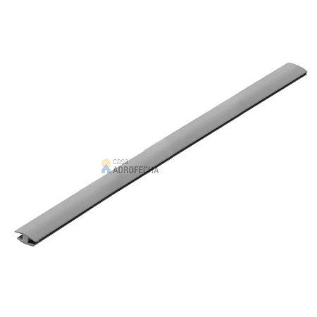 Perfil H para União de Divisores Hafele - 550mm - Branco