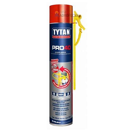 Espuma Expansiva Pro 40 Tytan Professional