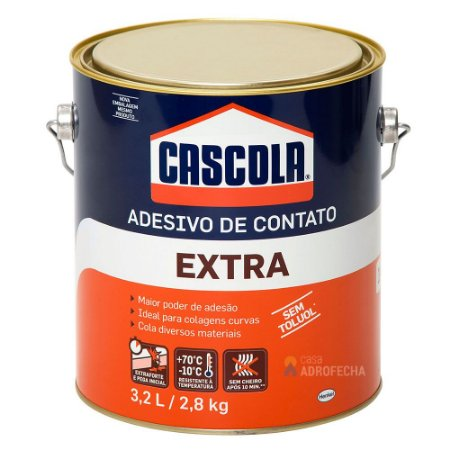 Adesivo de Contato Cascola Extra