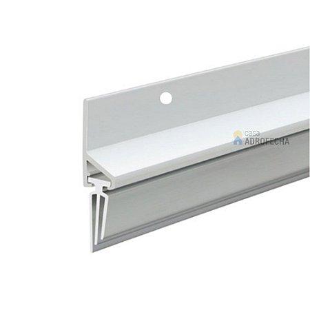 Veda Porta Adesivo PVC 90cm Tecnoperfil Branco