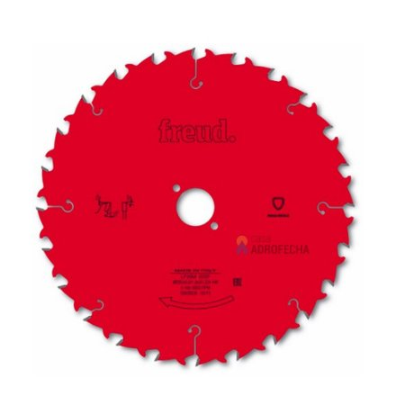 Serra Freud para Madeira LP20M 022 235mm 24 Wideas