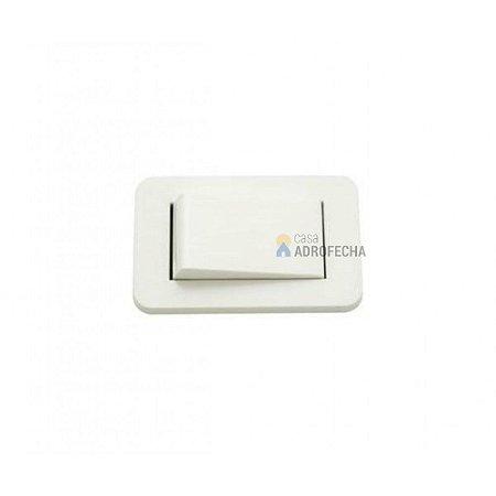 Interruptor para Móveis Retangular 10A Lumitek