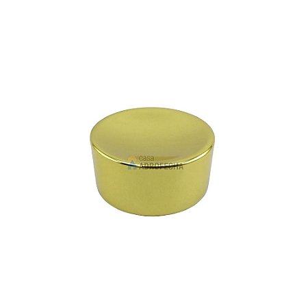 Puxador Ponto Yuma 194 30mm Dourado