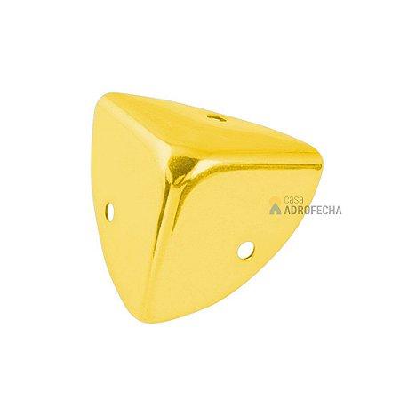 Protetor de Canto 18x18mm Dourado