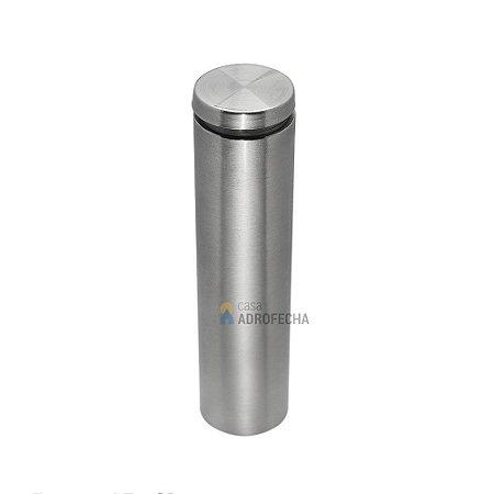 Espaçador Suporte para Vidros ø25mm em Aço Inox