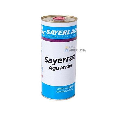 Solvente Sayerraz Aguarrás 900mL Sayerlack