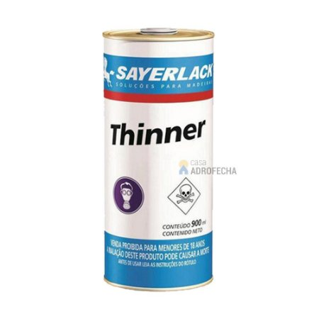 Thinner Especial 4280 900mL Sayerlack