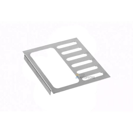 Porta Esponja e Detergente para Calha Úmida Inox