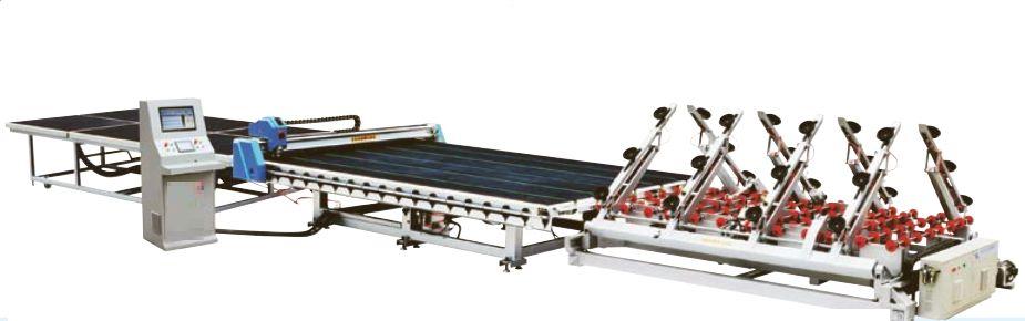 Linha automática de corte de vidro China Glass