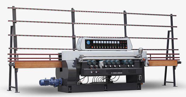 Biseladora com display digital China Glass (motores ABB)