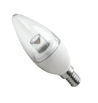 Lâmpada Vela - E14 - 5W- 2.700K