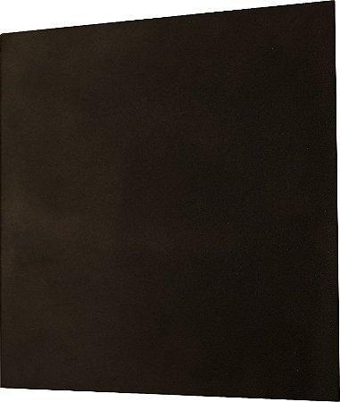 Arandela de Alumínio - 20x20x5cm - Preta