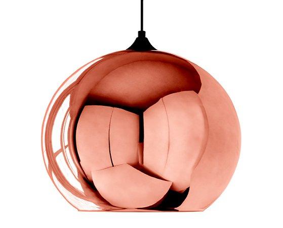 Pendente Esfera Bronze Ø40 1XE27 MART 4140