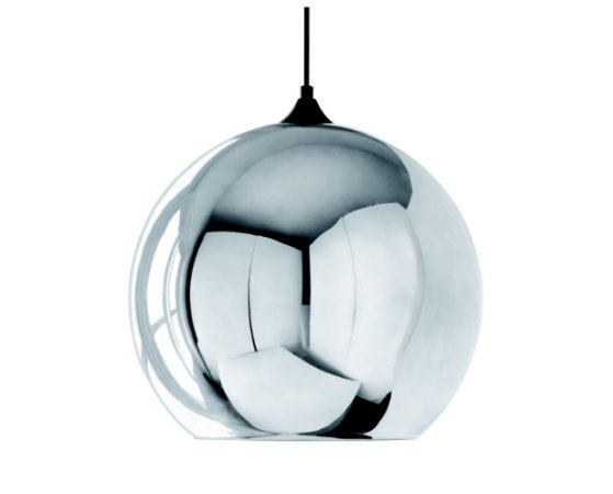 Pendente Esfera Cromada Ø35 1XE27 MART 4141