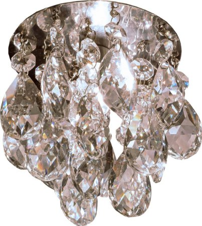 Embutido de Cristal Translúcido 1xG9 D&D EM-720