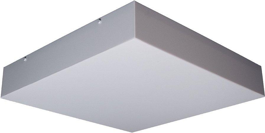 Plafon de Acrilico Quadrado 15x15x6,5CM D&D PL-392