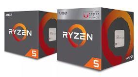 Processador AMD Ryzen 5 2400G Quad Core 3.6Ghz (3.9ghz Turbo) AM4