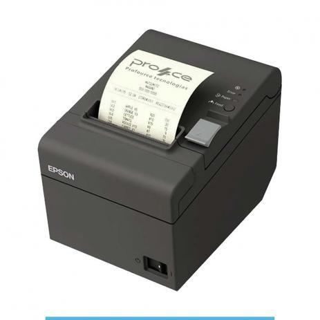 Impressora Epson Tm-t20 Usb Térmica Fiscal/não Fiscal