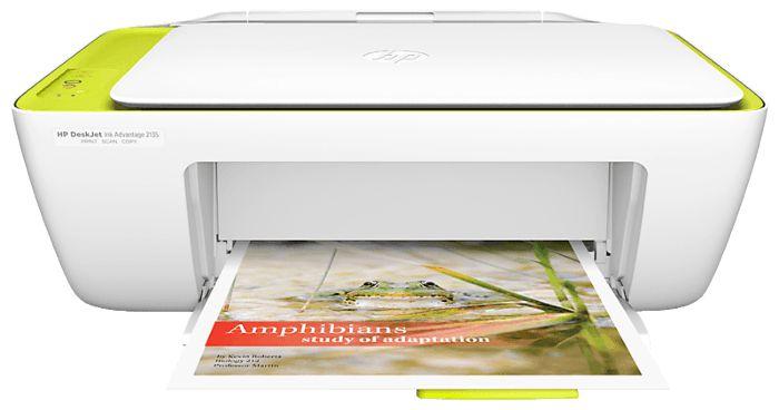 Impressora Hp Deskjet 2136 F5s30a