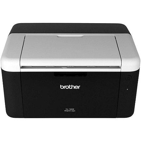 Impressora Brother Laser Mono Hl-1202 Hl1202