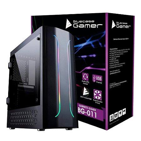 Gabinete Gamer BG-011 Bluecase