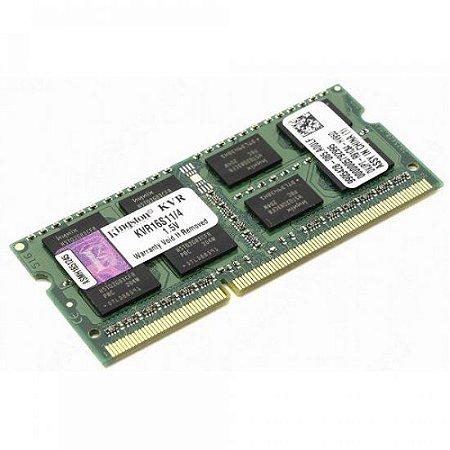 Memoria Kingston 4GB KVR16S114