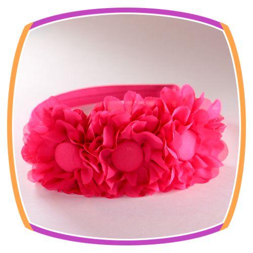 Tiara 3 Flores