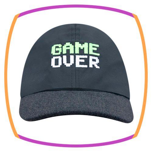 Boné em Nylon  - Game OVER
