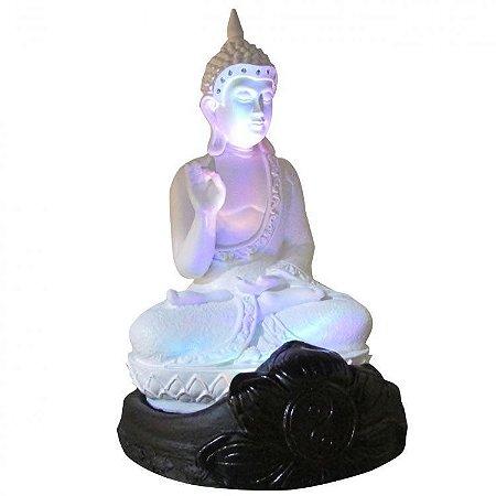 Buda Espiritual Grande com Luz (25cm)