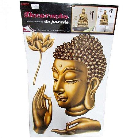 Adesivo Decorativo Buda e Mudras (56cm)