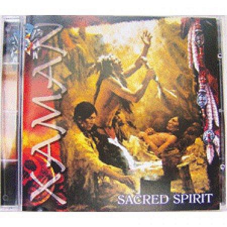 CD Xaman Sacred Spirit