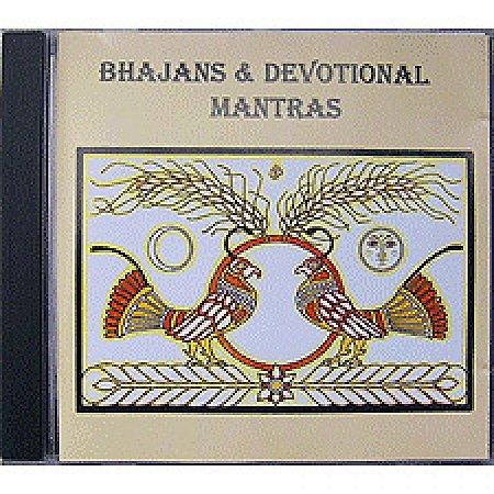 CD Bhajans & Devotional Mantras