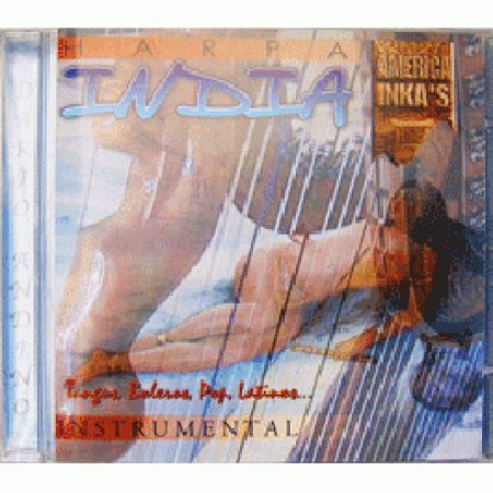 CD Harpa India - Instrumental Harpa