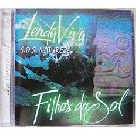 CD Lenda Viva Filhos do Sol