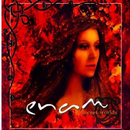 CD Enam Secret Worlds