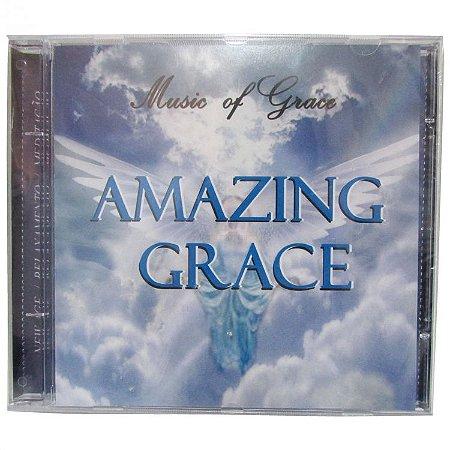 CD Amazing Grace - Music of Grace