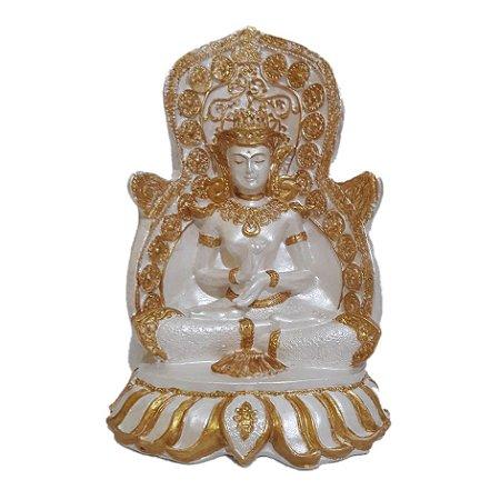 Estátua Shiva no Altar (20cm)